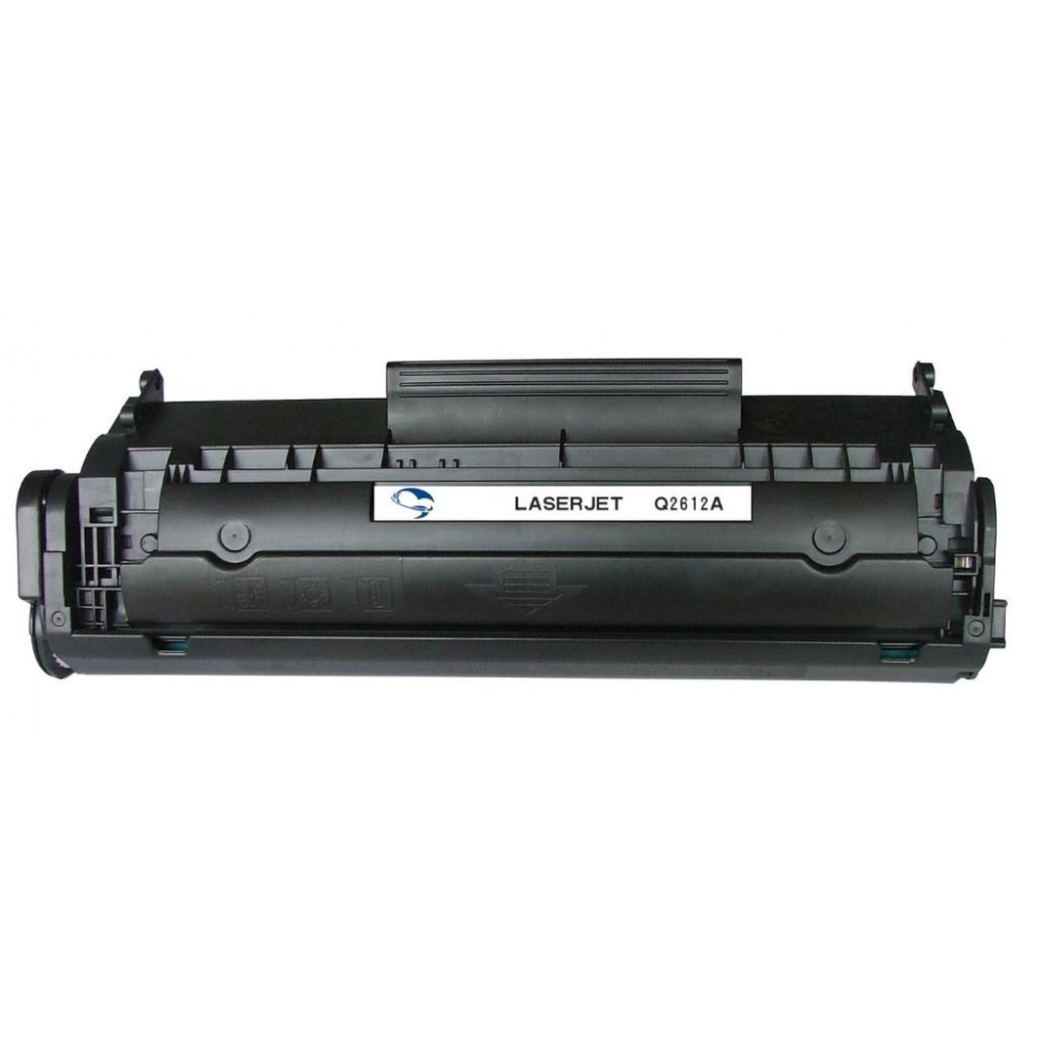 Buy Toner Compatible Hp Laserjet 1010 1012 1015 3015 3020 Black Q2612a 12a At The Best Price In Satkit Online Electronics Store Spain And Madrid